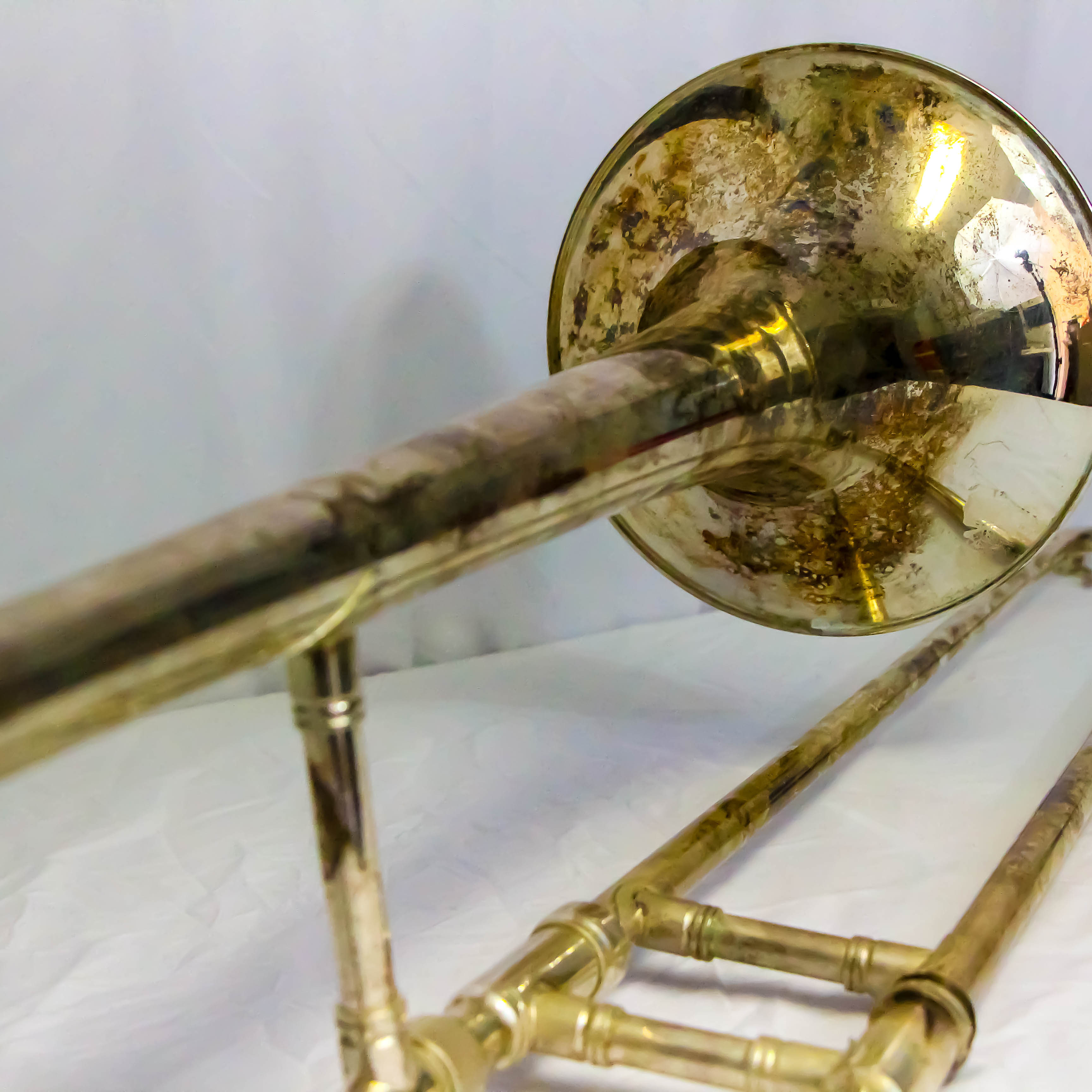 Before (Dirty Trumpet)